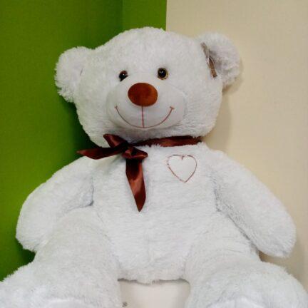 Белый медведь 120см