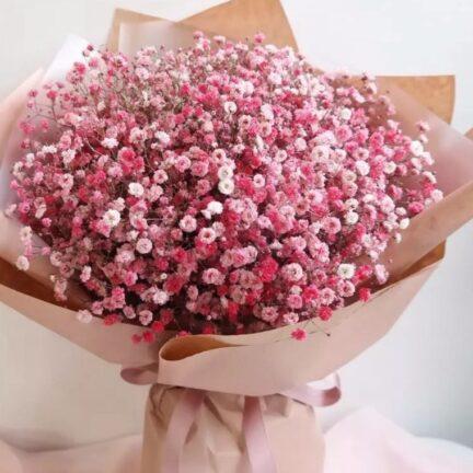 """Букет """"Розовое облако"""""""